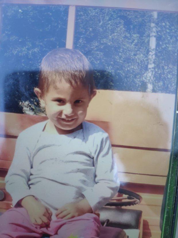 Luca Cristian Burca, copilul dispărut în Sâmbotin, comuna Schela din Gorj