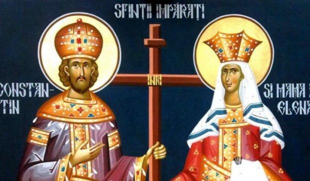 Calendar ortodox 21 mai 2021 de Sfinţii Constantin şi Elena