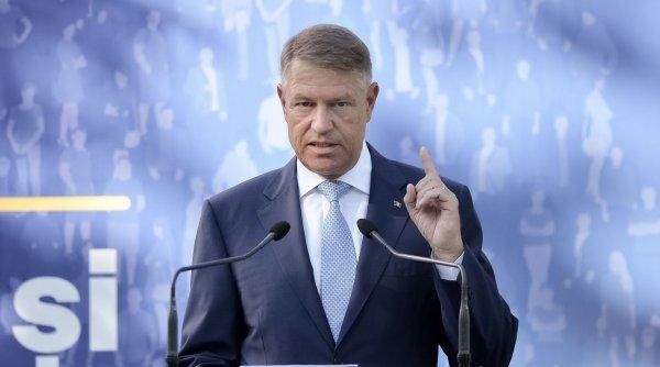 Se amâna alegerile locale? Klaus Iohannis, anunț de ultimă oră, Declaratie Proprie Raspundere Online