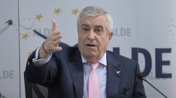 """Călin Popescu-Tăriceanu, propunere neașteptată pentru Iohannis, Orban și Cîțu: """"Să vadă ei atunci!"""""""