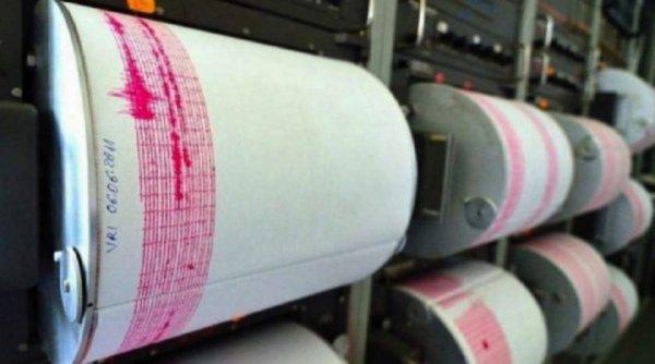 Cutremur puternic în Grecia, vineri seară