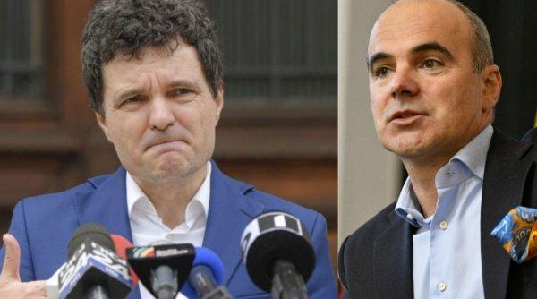 Rareș Bogdan explică ce s-ar putea întâmpla cu Nicușor Dan la alegeri după înregistrările-bombă cu el