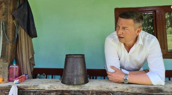 """Traian Ogâgău, primarul din Sângeorz-Băi, a găsit vinovații pentru gestul său: """"Să vă fie rușine!"""""""