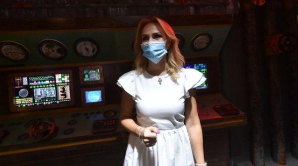 Gabriela Firea va participa la dezbaterea cu Nicușor Dan dacă acesta își face testul antidrog