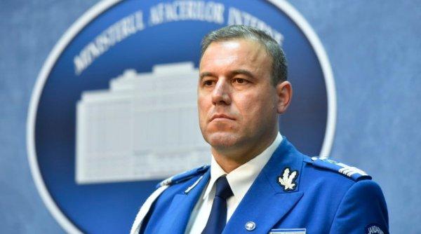 Șeful Jandarmeriei Române, pus sub urmărire penală de DNA. Ar fi încasat ilegal sute de ore suplimentare