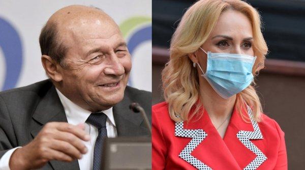 """Băsescu și-a făcut testele cerute de Firea, anti-COVID și antidrog și o provoacă la o dezbatere în doi: """"Am alergat îndată la laboratoare şi în regim de urgenţă"""""""