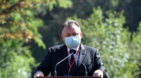 Ministrul Sănătății: Spitalul Regional Iaşi este cel mai avansat în acest moment