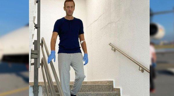 Navalnîi somează Moscova: Dați-mi hainele înapoi! În replică, autoritățile ruse i-au dizolvat partidul