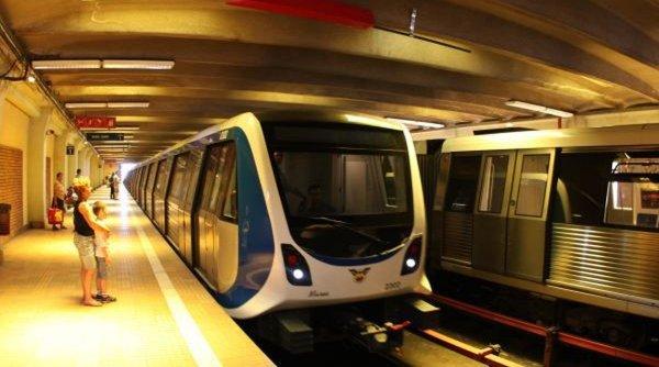 Construcția noii stații de metrou de pe Șoseaua Berceni, în linie dreaptă. Va fi gata în doi ani