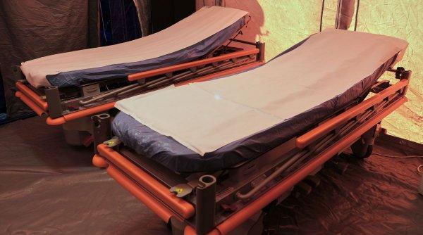 O femeie din Slatina a rămas fără un picior, după ce medicii nu au tratat-o pentru că era infectată cu coronavirus