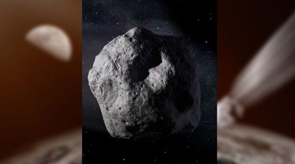 Întâlnire periculoasă. Un asteroid trece joi pe lângă Terra mai aproape decât sateliții meteo