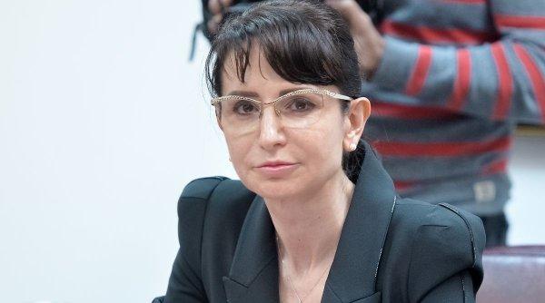 Giorgiana Hosu a demisionat de la șefia DIICOT! Decizia, luată după ce soțul ei a fost condamnat la închisoare