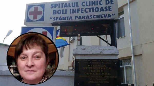 Tragedie la Iași! Soția unui preot paroh a murit în condiții misterioase, infectată cu COVID-19. Femeia a mers singură la spital și n-a mai ieșit