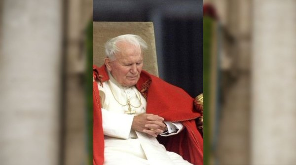 Sângele Papei Ioan Paul al II-lea, furat dintr-un lăcaș de cult din Italia