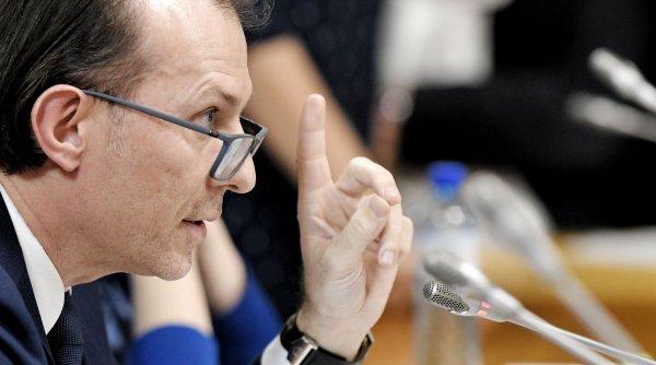 """Florin Cîțu, reproșuri la adresa PSD: """"Acest guvern a scos taxele introduse de voi!"""""""