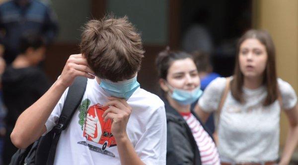 Este oficial. Câți copii s-au infectat cu Sars-CoV-2 de la începutul școlii
