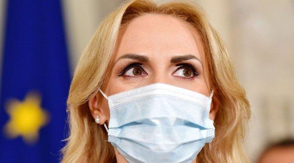 """Gabriela Firea, după vot: """"Tinerii nu vor câinii nimănui la Primărie"""""""