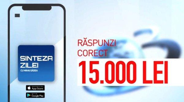 """Premiu de 15.000 de lei la concursul """"Fii primar pentru o zi"""", organizat de Antena 3 în ziua alegerilor"""