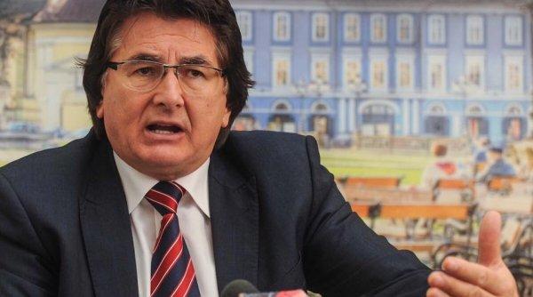 Reacția lui Nicolae Robu după ce a aflat că a pierdut alegerile pentru Primăria Timișoara