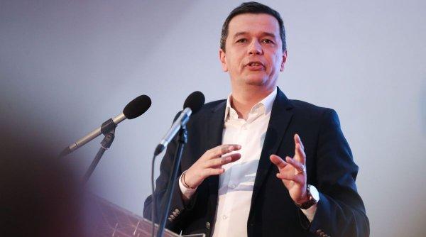 """Sorin Grindeanu: """"PSD a depus plângeri penale împotriva lui Ludovic Orban și Virgil Guran"""""""