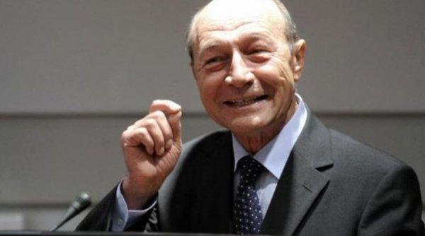 Traian Băsescu: Îi sfătuiesc pe bucureșteni să dea un vot util pentru ei
