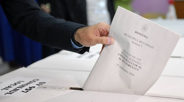 Un bărbat de 28 de ani a votat cu buletinul concubinei - Ce a urmat