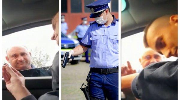 Doi escroci care păcăleau şoferii au fost prinşi în flagrant! Ce metodă aveau pentru a obţine bani
