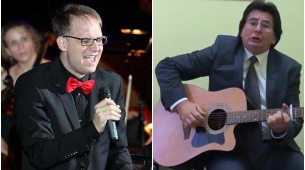 Vocea Timişoarei: Noul primar Dominic Fritz îl bate pe Nicolae Robu şi la cântat!