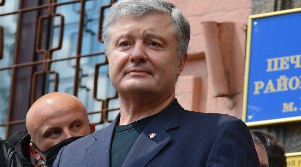Petro Poroşenko, fostul președinte al Ucrainei, este infectat cu noul coronavirus