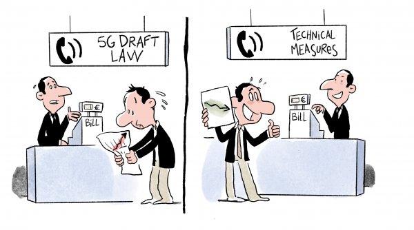 5G. O piață cu puțini concurenți dar cu o miză uriașă
