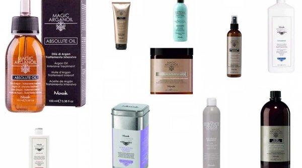 Beneficiile uleiului de argan din produse precum Nook hair pentru frumusetea parului tau