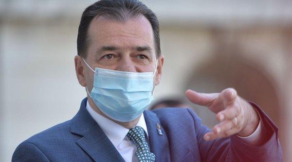 """Ludovic Orban anunţă înăsprirea sancţiunilor: """"Trebuie introduse restricţii pentru a putea preveni răspândirea virusului"""""""