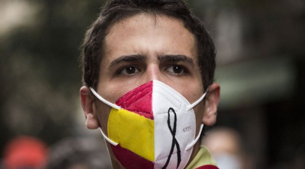 Madrid va intra carantină generală, în urma creșterii îngrijorătoare a numărului de infectări cu COVID-19