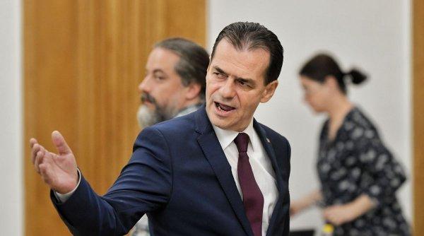 Orban, criză de nervi în ședința PNL. 7 lideri au demisionat