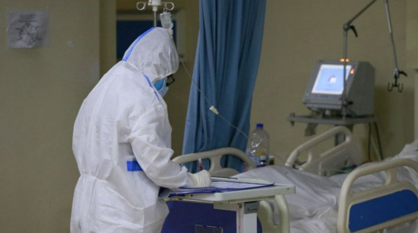 Spitalele COVID din București nu mai au locuri libere pentru pacienţi!