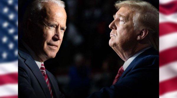 """Trump și Biden, limbaj dur în prima confruntare directă: """"Nu e nimic deștept la tine, Joe!"""" și """"Ești cel mai rău președinte pe care l-a avut America"""""""