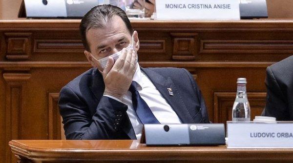 """Orban, anunț surpriză: """"Restaurantele se pot închide"""""""