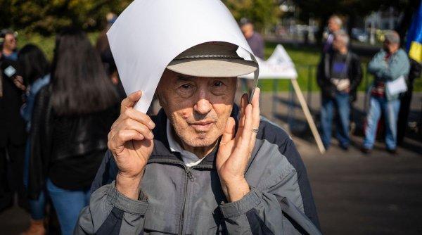 Pensionarii protestează joi în faţa guvernului: Să ne dea banii şi dreptul nostru!