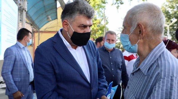 Preşedintele PSD Marcel Ciolacu şi alţi doi lideri PSD au primit rezultatul testului COVID. Care este verdictul, Declaratie Proprie Raspundere Online