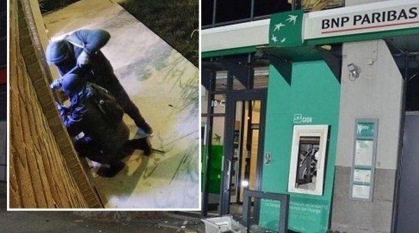 Spaima băncilor din Occident: El este tecuceanul care a aruncat în aer bancomate din cinci ţări!