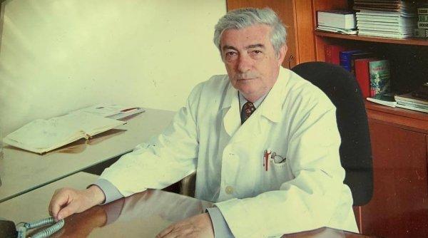 Este doliu în lumea medicală! Prof. Dr. Dan Olteanu a murit