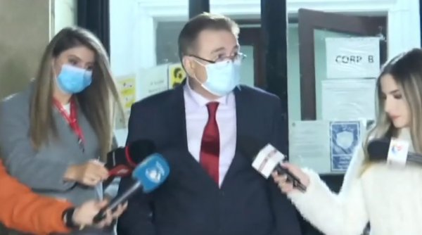 """Prefectul Gheorghe Cojanu, """"dialog"""" halucinant cu ziariştii după ce preşedintele l-a desfiinţat public. """"Aţi fost demis? -Nu ştiu unde mi-e maşina..."""""""