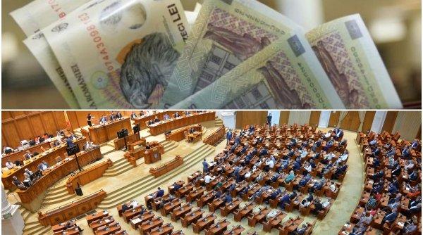 """1000 de euro în plus! Lista parlamentarilor care trişează pentru a lua mai mulţi bani de la stat. Reacţia unui deputat de pe listă: """"O minciună"""""""