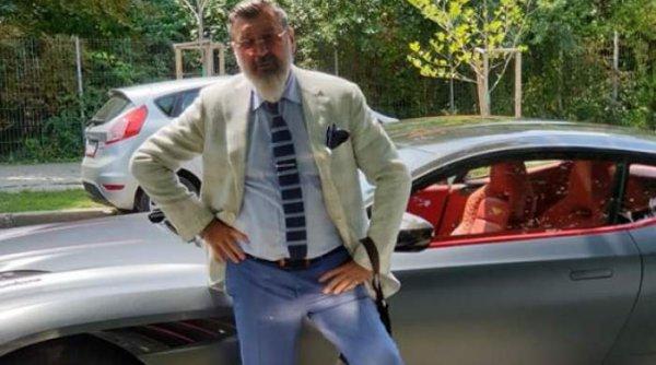 Afaceristul Dan Nicorescu, tâlhărit în propria casa, într-o zonă de lux din Capitală