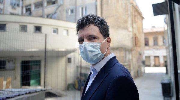Nicușor Dan a demisionat din Parlamentul României, alături de alți 3 deputați