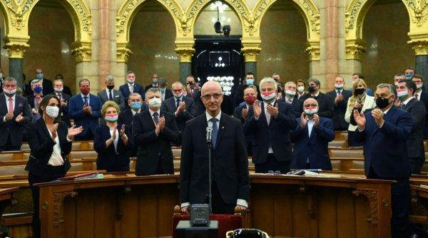 Noul preşedinte al Curţii Supreme de Justiţie a Ungariei este originar din România