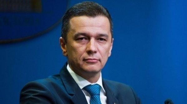 """Sorin Grindeanu: """"Nu le pasă nici de sănătatea oamenilor, nici de educaţie, nici de economie"""""""