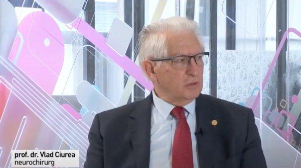 Profesor dr. Vlad Ciurea, 5 obiceiuri zilnice - armă împotriva COVID