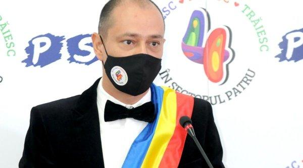 """Daniel Băluță, primarul sectorului 4, a depus jurământul de învestitură. """"Vom avea împreună un mandat de excepţie"""""""