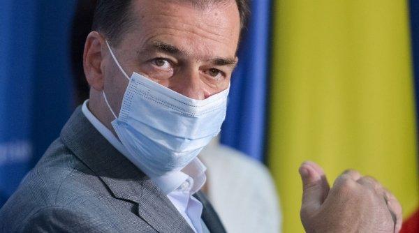 S-a aflat! Câte măşti de protecţie foloseşte Ludovic Orban într-o singură zi